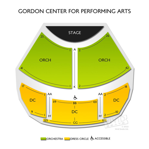 Gordon Center for Performing Arts