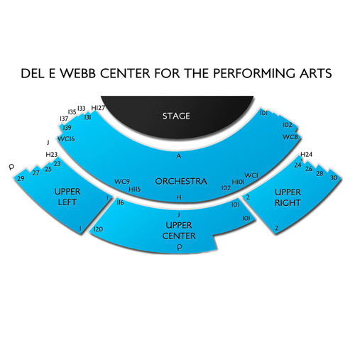 Del E Webb Center for the Performing Arts