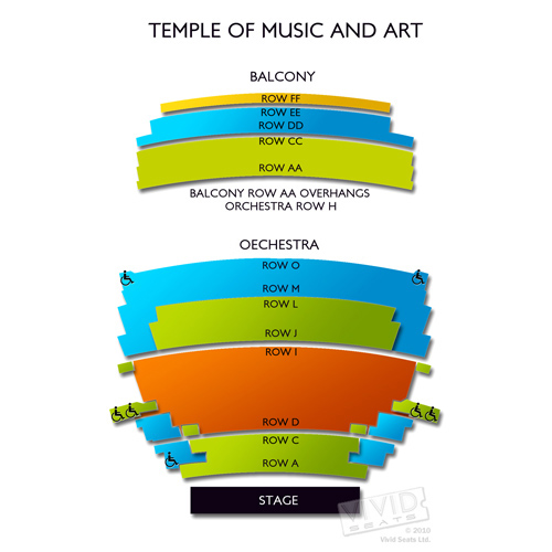 Temple of Music and Art