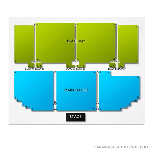 Paramount Arts Center - KY