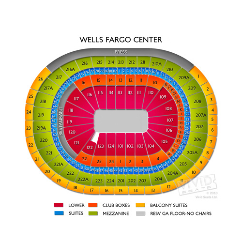 Wells Fargo Center-PA