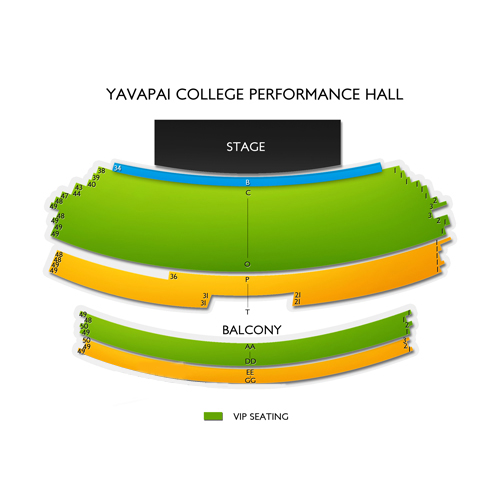 Yavapai College Performance Hall