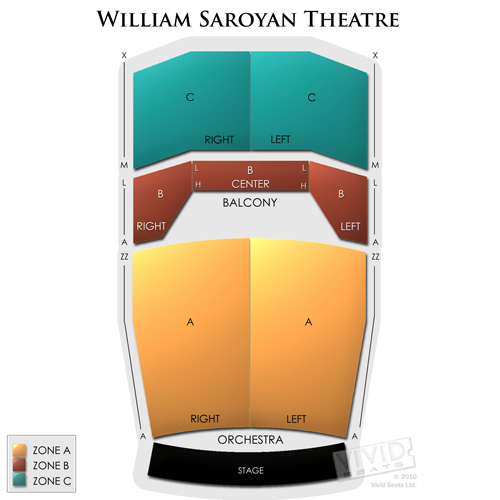 William Saroyan Theatre