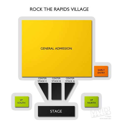 Rock The Rapids Village
