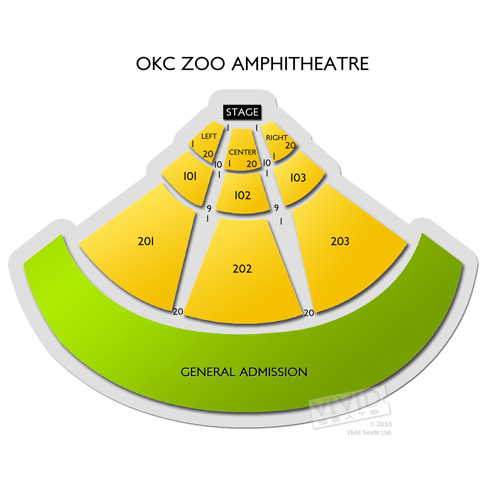 OKC Zoo Amphitheatre