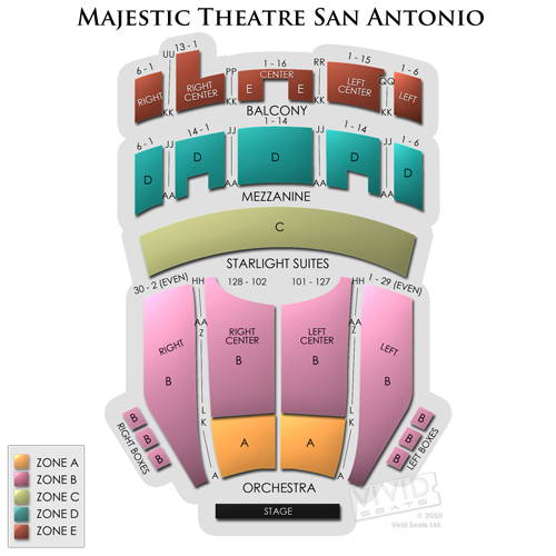 Majestic Theatre San Antonio