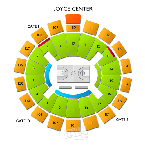 Joyce Center
