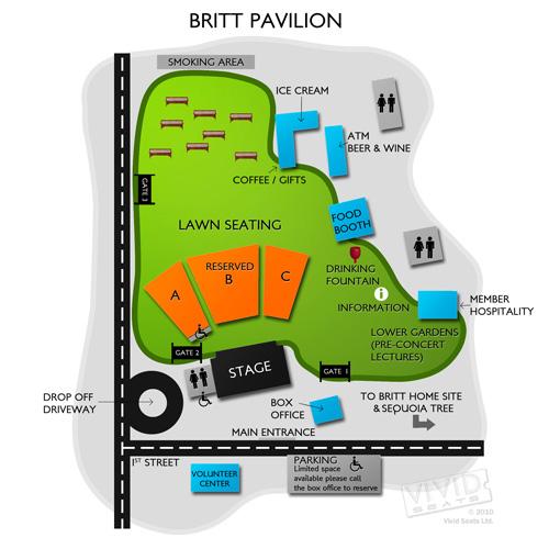 Britt Pavilion