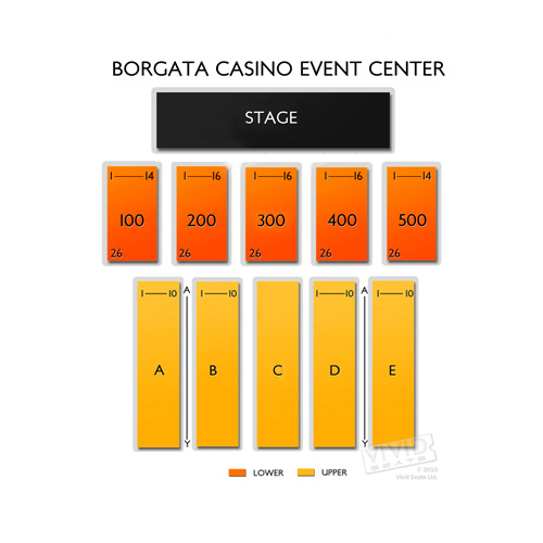 Borgata Casino Event Center