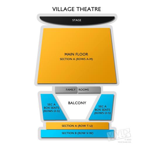 Village Theatre - WA