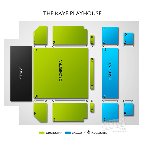 The Kaye Playhouse