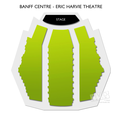 Banff Centre - Eric Harvie Theatre