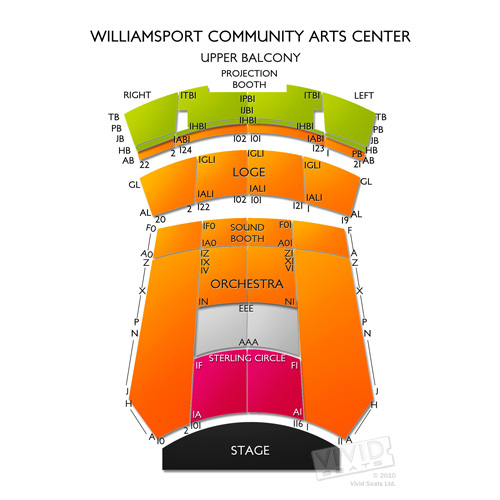 Williamsport Community Arts Center