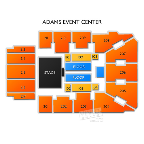 Adams Event Center