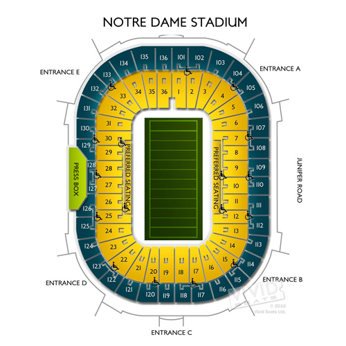 Notre Dame Stadium