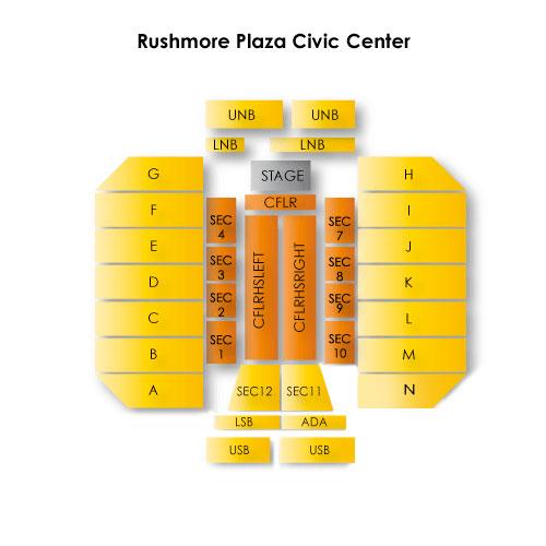 Rushmore Plaza