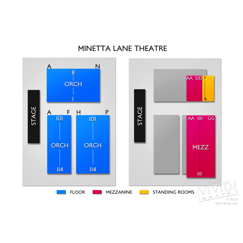 Minetta Lane Theatre