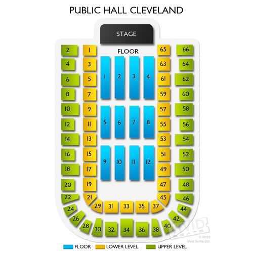 Public Hall Cleveland