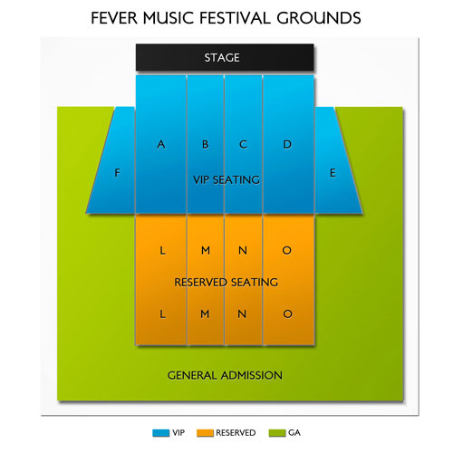 Fever Music Festival Grounds