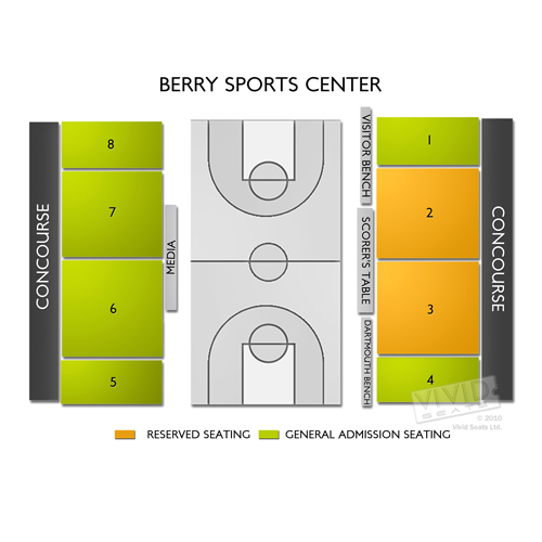 Berry Sports Center