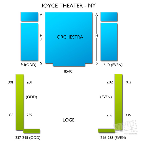 Joyce Theater - NY