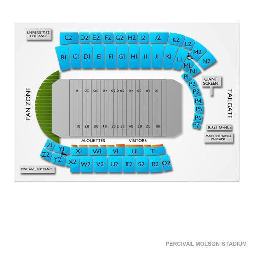 Percival Molson Stadium