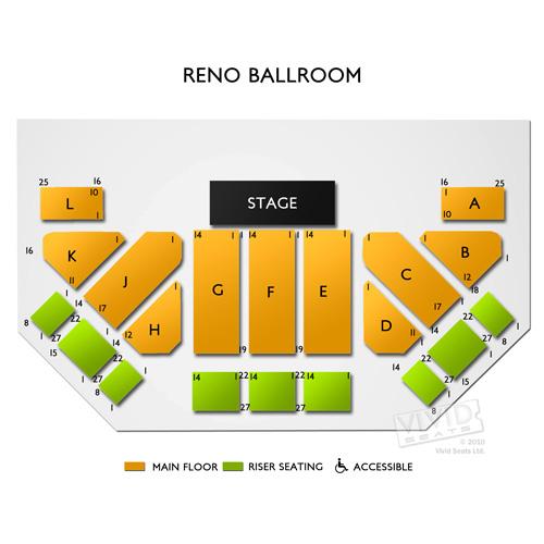 Reno Ballroom