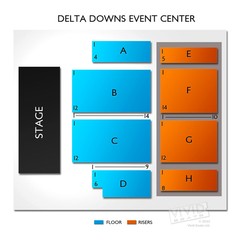 Delta Downs Event Center