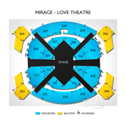 Mirage - LOVE Theatre