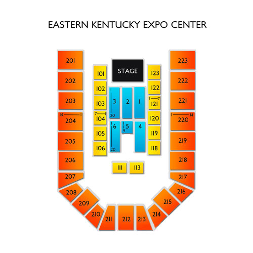 Eastern Kentucky Expo Center