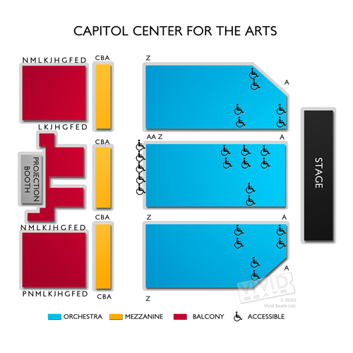 Capitol Centre for the Arts