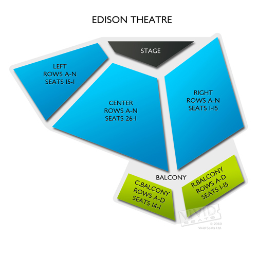 Edison Theatre - Washington University
