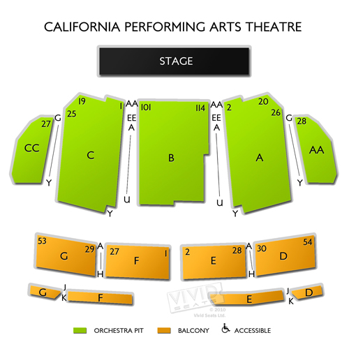 California Performing Arts Theatre