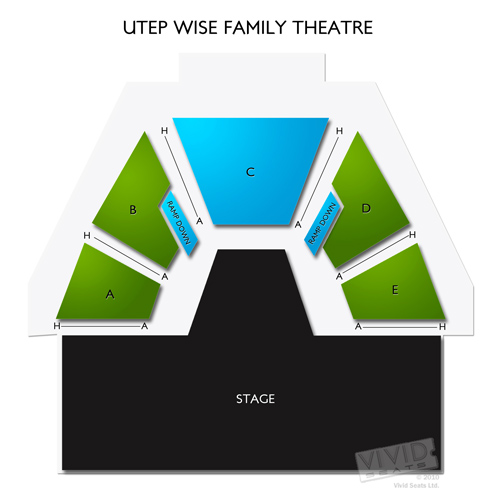 UTEP Wise Family Theatre