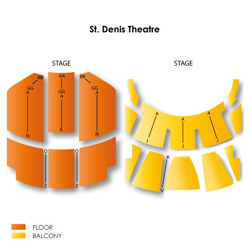 St. Denis Theatre