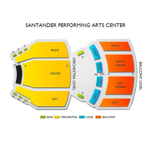 Santander Performing Arts Center