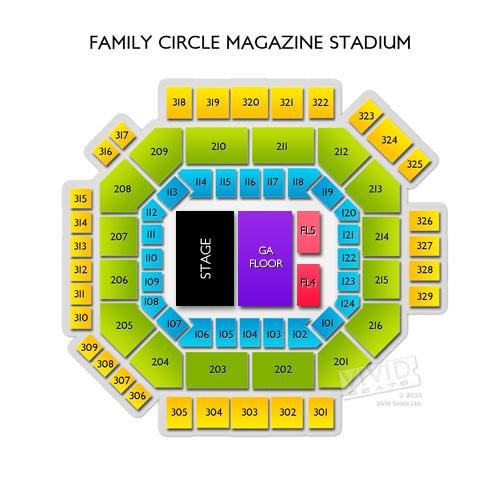 Family Circle Stadium