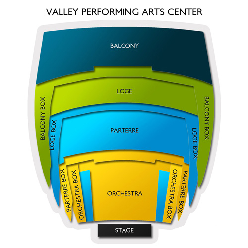 Valley Performing Arts Center - Cal State