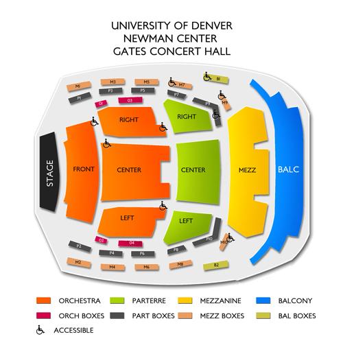 Gates Concert Hall