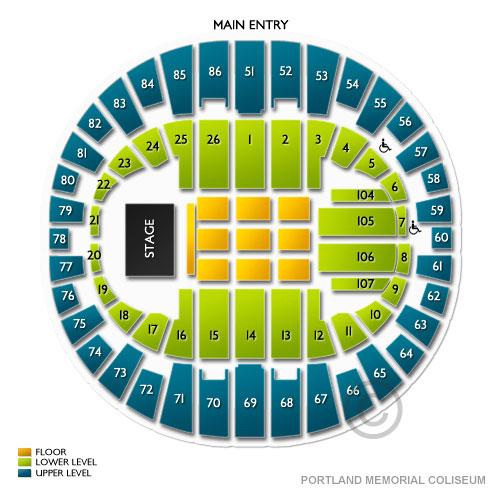 Portland Memorial Coliseum