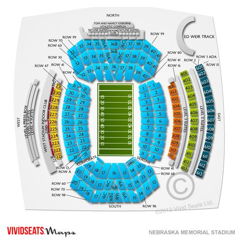 Nebraska Memorial Stadium