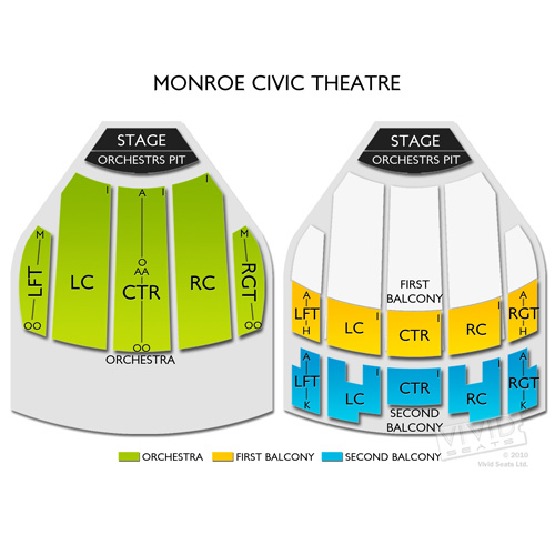 Monroe Civic Theatre