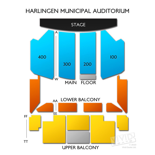 Harlingen Municipal Auditorium