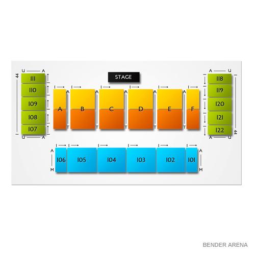 Bender Arena