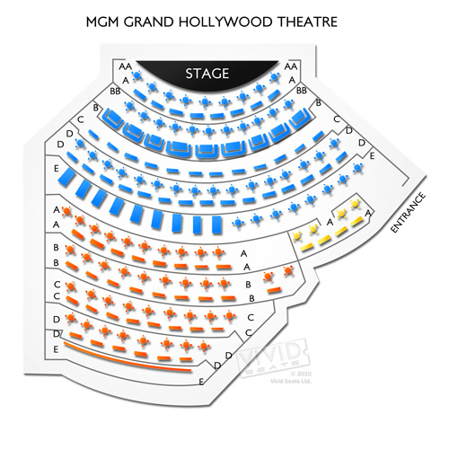 MGM Grand Hollywood Theatre