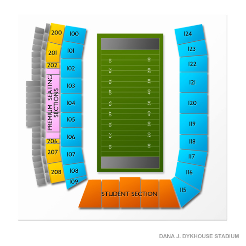 Dana J. Dykhouse Stadium