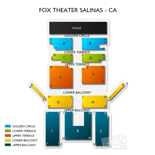 Fox Theater Salinas