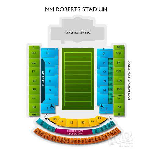MM Roberts Stadium