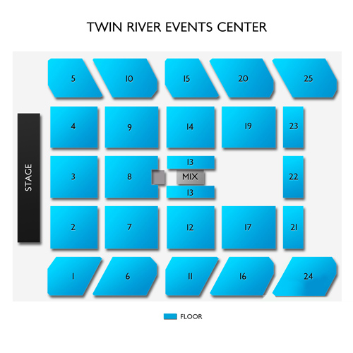 Twin River Events Center