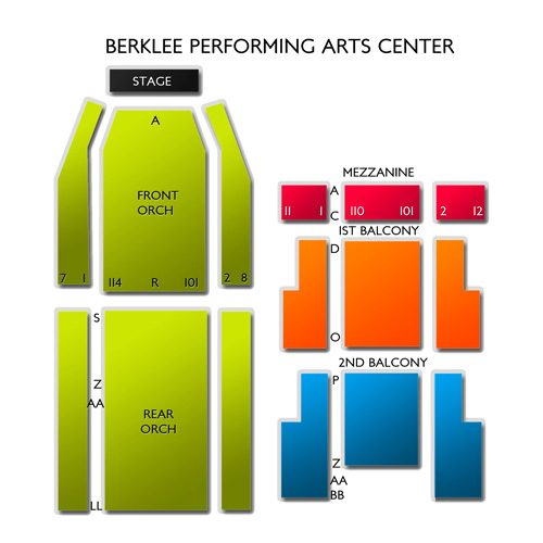 Berklee Performing Arts Center